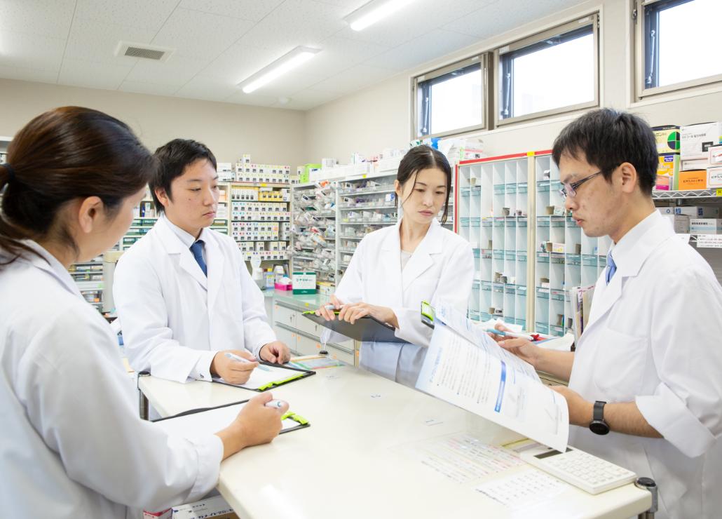 薬剤師勉強会